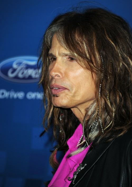 Sybaljumi feather hair extensions michigan steven tyler wears feather39s pmusecretfo Image collections